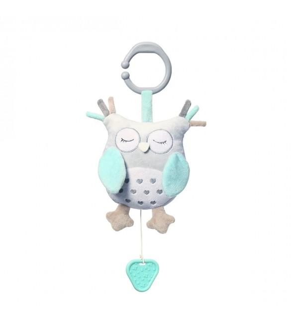 Muzikālā rotaļlieta OWL SOFIA BabyOno 792