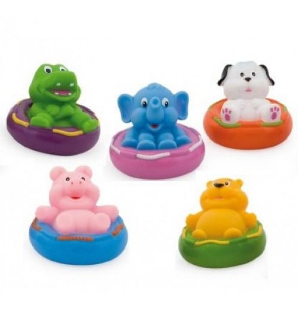 Rotaļlieta vannai , dažādi veidi Canpol  2/994