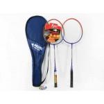 Badmintona komplekts 67 cm +pārvalks EB045051