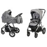 BabyDesign HUSKY 07 grey (2021)