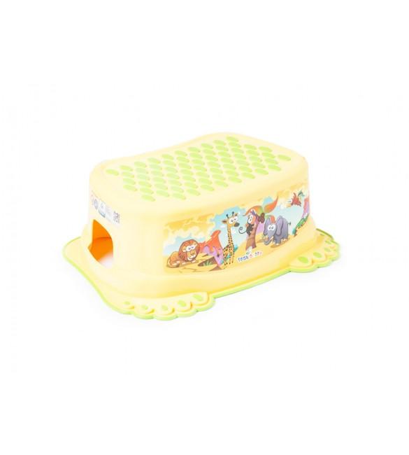 Pakāpiens-step SAFARI yellow Tega Baby SF-013
