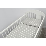 DOTS grey K-2 (120x90) Ankras