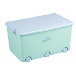 mantu kaste RABBITS green (52l)   Tega Baby KR-010