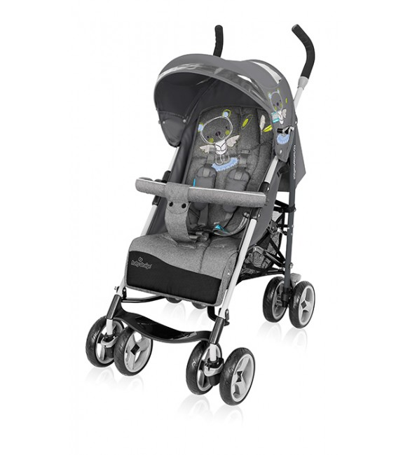 TRAVEL QUICK 17 grey  BabyDesign