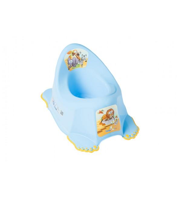Podiņš muzikālais  SAFARI blue Tega Baby PO-045