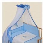 SLEEPING BEAR blue K-6 (135,180) Puchatek