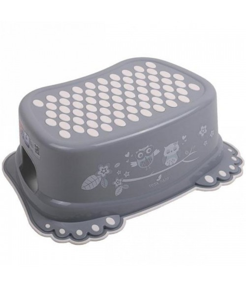 Pakāpiens-step GREY OWLS  Tega Baby SO-006