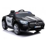 "Mašīna ar akumulatoru Mercedes""POLICE"" SL500 black (4793)"