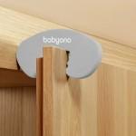 Durvju blokāde  BabyOno 954 grey