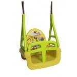 "Šūpoles  ""3in1"" Tega Baby TG-184 yellow"