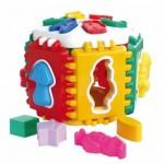 Attīstošā rotaļlieta MEŽA SKOLA NINA 00038  (Polija)