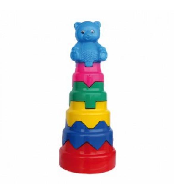 Rotaļlieta 'Maģiskais Tornis'  NINA 00036 (Polija)