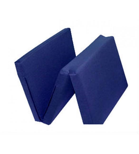 Saliekams matracis  CAMPING 120x605 cm + soma uzglabāšanai