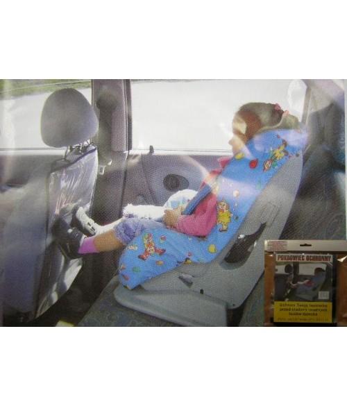 Aizsargpārvalks autosēdeklim (pret bērnu apaviem)