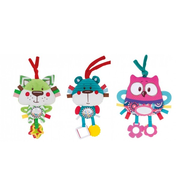 Attīstošā rotaļlieta FOREST FRIENDS , Canpol 042