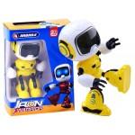 Robots 12 cm ar skaņām, gaismām ZA2451