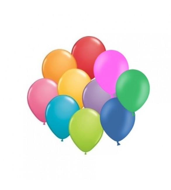 Gaisa baloni MIX COLOR 100 gab. (~20 cm) 29980