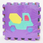 Paklājiņš-puzle (6 plāksnes) TG363948