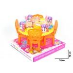 Leļļu mēbeles 16x12 cm TG408157