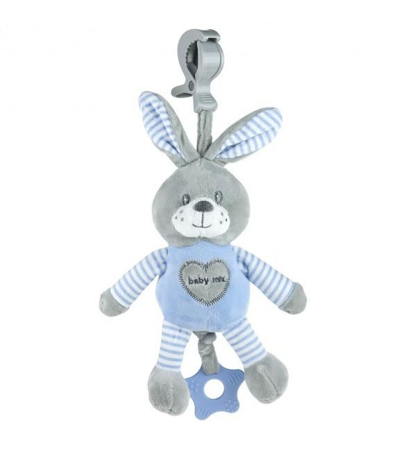 Rotaļlieta muzikālā BLUE RABBIT BabyMix 40858
