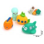 Rotaļlietas vannai-pīkstuļi TG418860