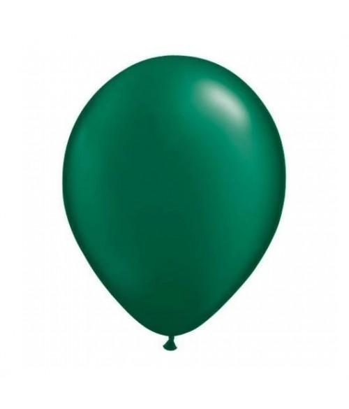 Gaisa balons 1 gb. GREEN ø24cm 43879