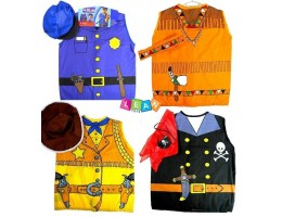 karnevāla apģērbi