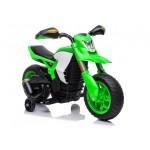 Motocikls ar akumulatoru TR1909 green (6579)