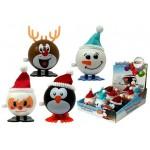 Ziemassvētku rotaļlieta, uzvelkamā 76300/1