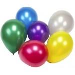 Gaisa baloni METALIC MIX 100 gab. ø24cm 44012