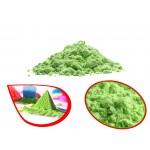 Kinētiskās smiltis 1 kg GREEN 9568/3