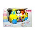 Mazuļa mašīna- attīstoša rotaļlieta G2189