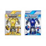 Robots-pulkstenis 13x20x3 cm G2690