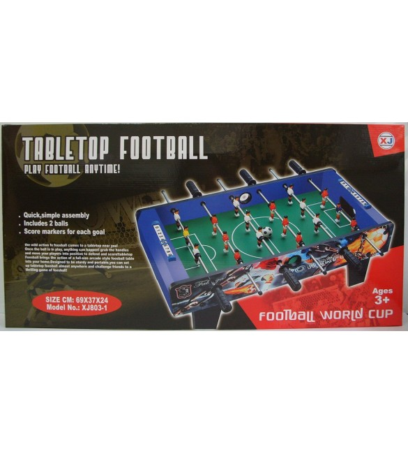 """Galda spēle """"FUTBOLS"""" 69x37x24 cm TAXJ803-1"""