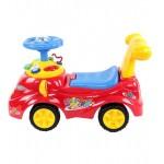 Mašīna ar apgriežamo spēļu paneli Sunbaby  J05.014.1.1