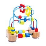 Attīstošā rotaļlieta-labirints 21X21X12 cm K4918