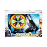 Pistole+mērķis 30x22x7 cm Q5108