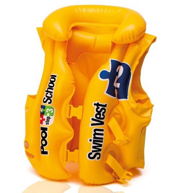 Veste peldēšanai  50cm x 47cm (3-6 gadi) SP58660