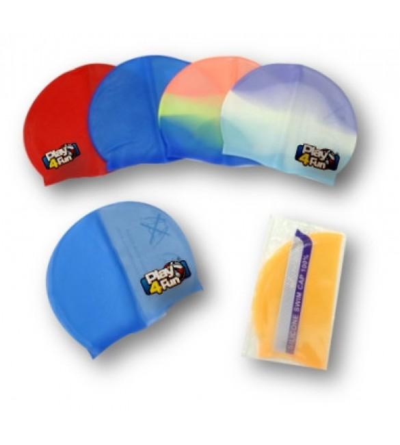 Cepurīte peldēšanai , silikona SPSCB
