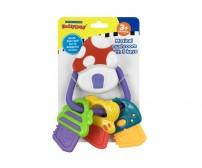 Rotaļlieta-atslēdziņas ar skaņām un gaismām 7157146