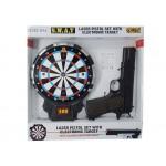 Lāzera pistole ar skaņu un gaismu AF004761