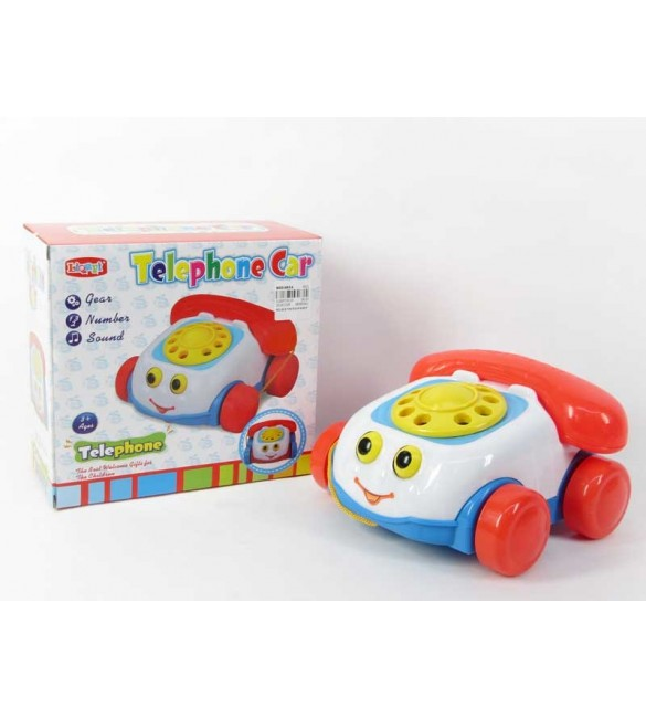 Telefons velkamais 20 cm ar skaņu BG018654