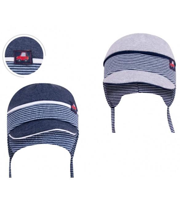 """Cepure """"IREK""""  46-48 cm CDA-746"""