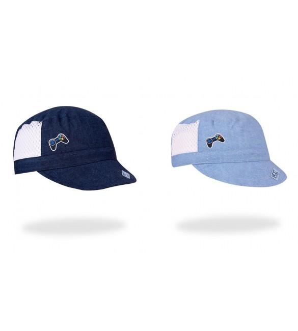"""Cepure-kepons """"BRAD"""" 50-54 cm CLE-109"""
