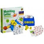 """Attīstoša spēle angļu valodā """"MATCHING LETTER"""" (95634)"""