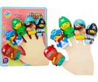 Uzpirksteņi-marionetes 5 el. 89765