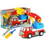 Ugunsdzēsēju mašīna saskrūvēšanai (74926)
