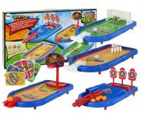 Četru galda spēļu komplekts 54927