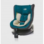 4baby ROLL-FIX ISOFIX dark turkus 0-18kg