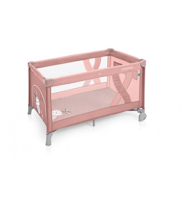 "SIMPLE ""Sloth"" pink 08 (melange) Baby Design"